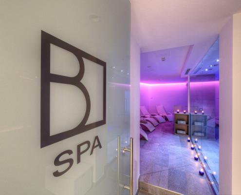 Spa beauty bella hotel for Addome bella salon